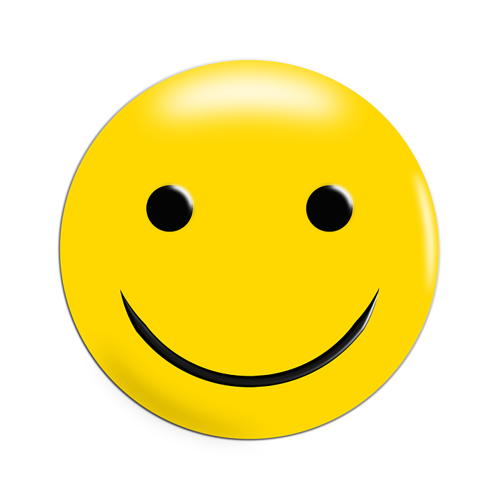 Face, Happy, Shiny, Smiley, Yellow - PNG HD Emotions Faces