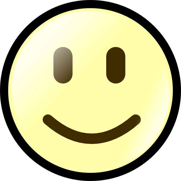 Smiley Face Vector - Clipart library - PNG HD Emotions Faces