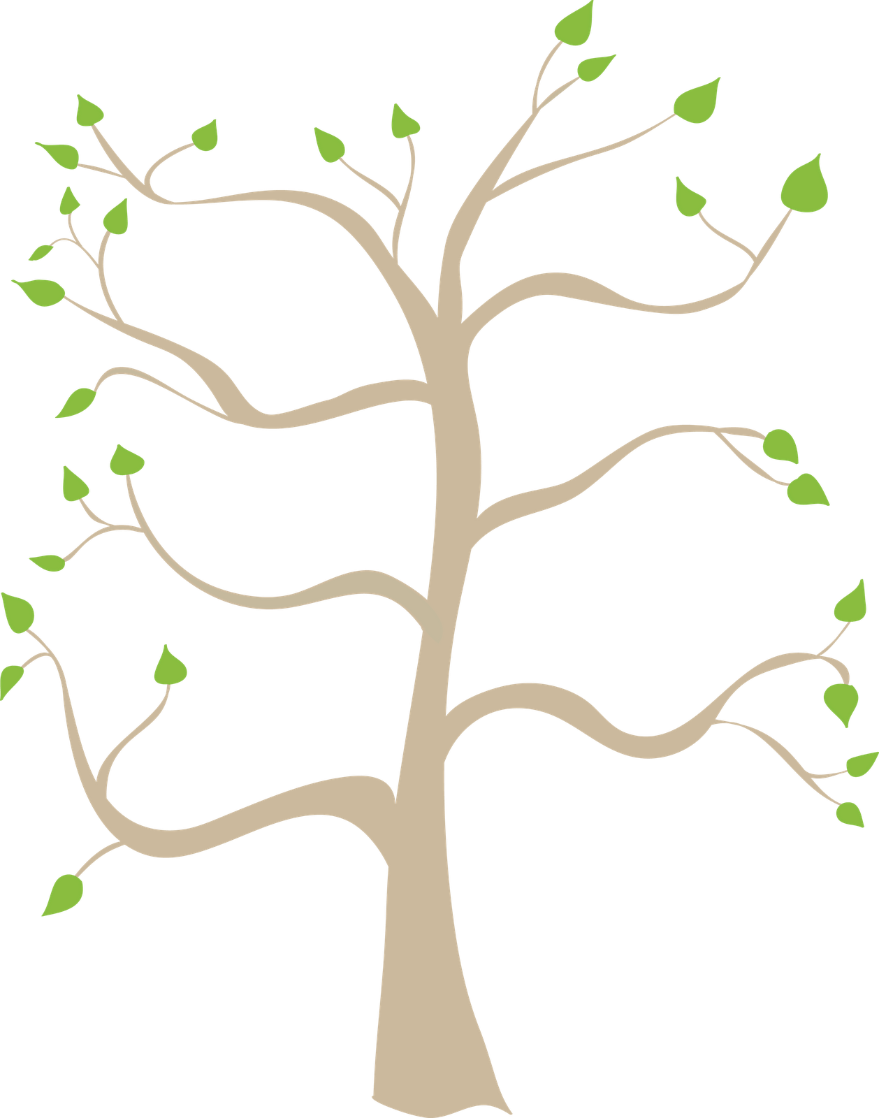 Family Tree Clipart #11 - PNG HD Family Members
