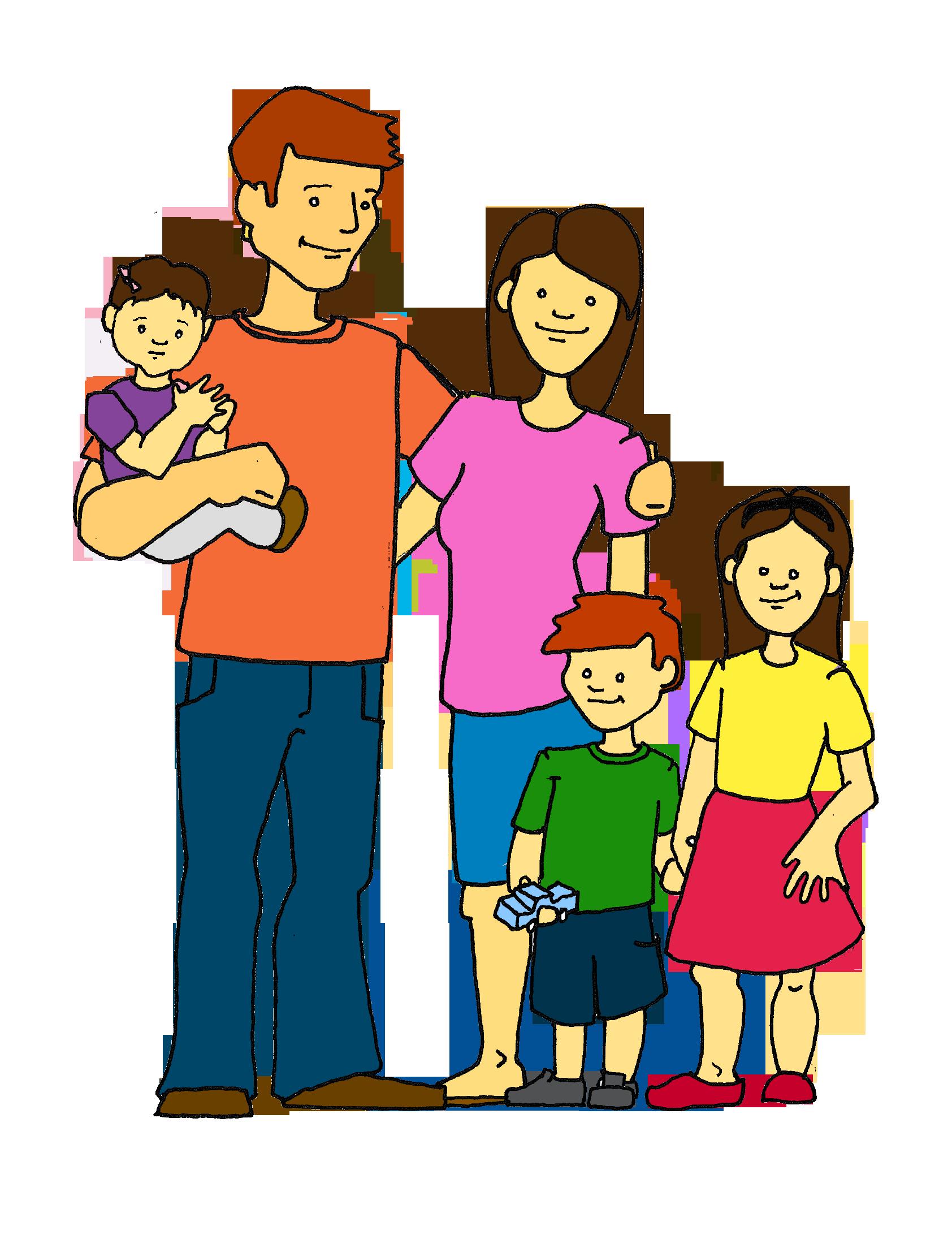 PNG HD Family Members - 123241