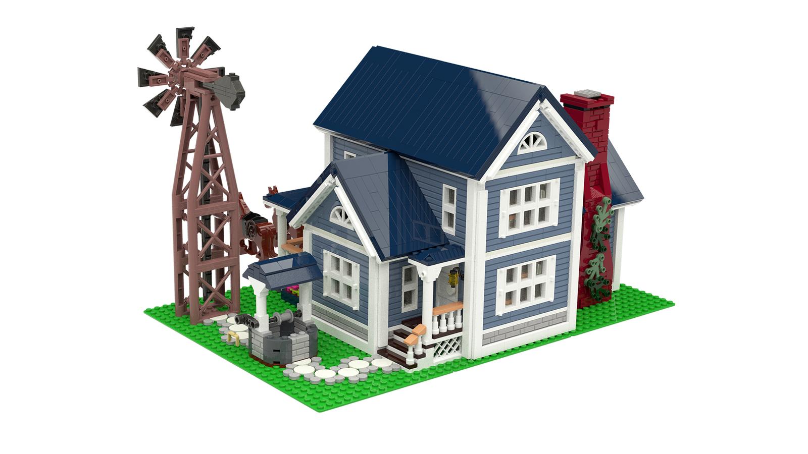 PNG HD Farmhouse
