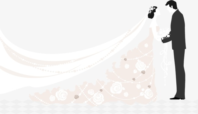 Vector marriage, HD, Vector, Wedding Dress Free PNG and Vector - PNG HD For Marriage