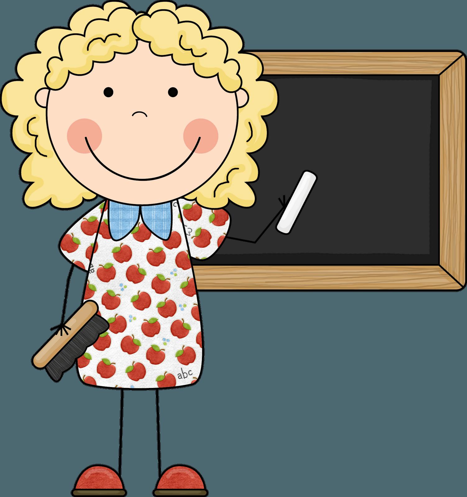 Clipart teacher - PNG HD For Teachers