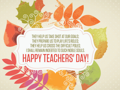 Teachers Day Pics-Hd Images-Profile Picture-Wishes-SMS-Quotes- - PNG HD For Teachers