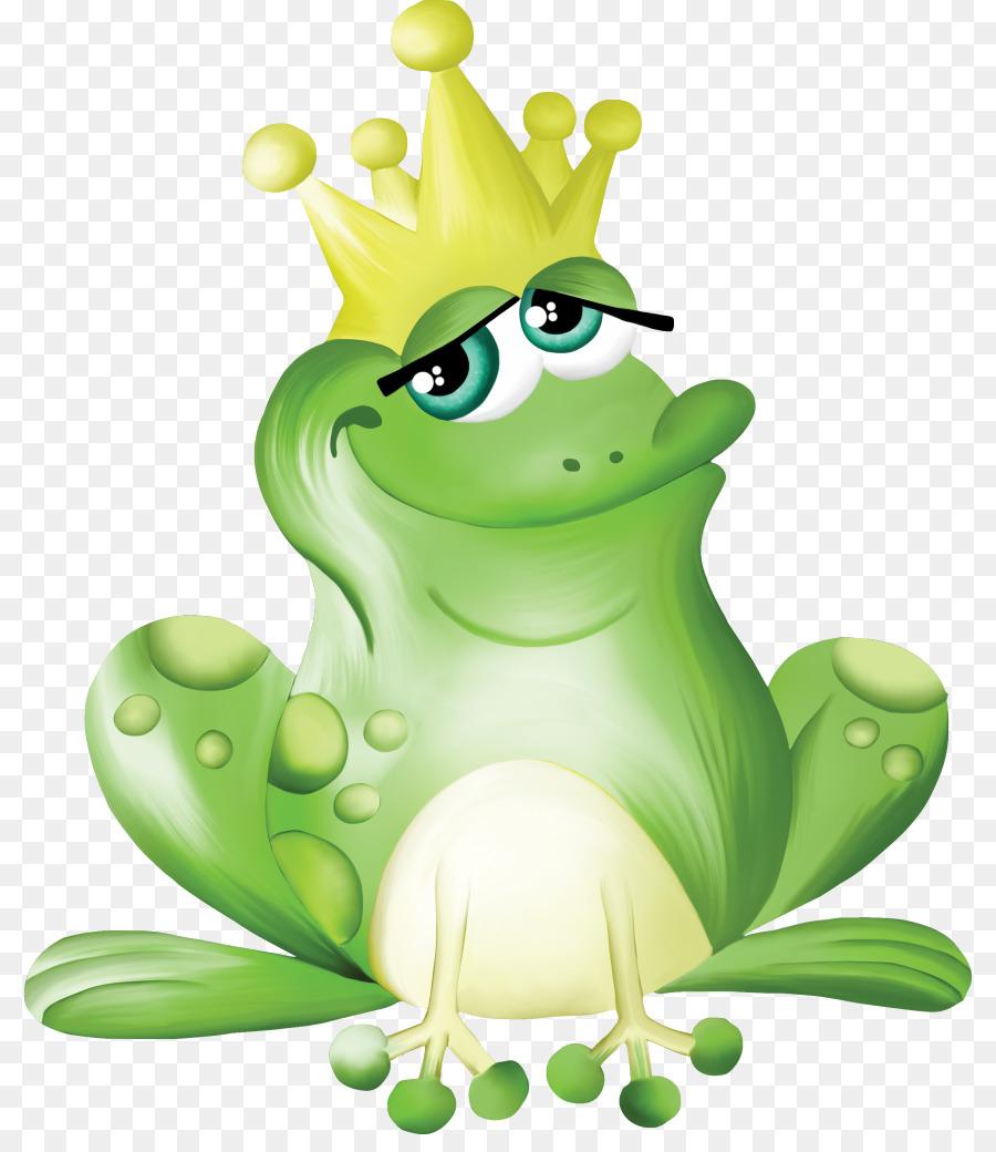 The Frog Prince Prince Naveen Clip art - Frog prince - PNG HD Frog