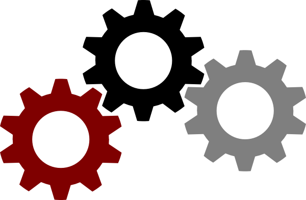 Download this image as: - PNG HD Gears Cogs