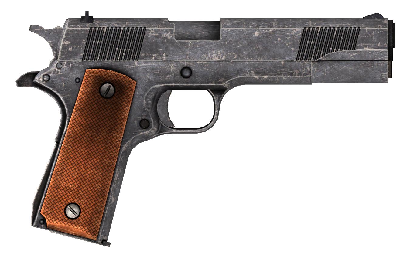 PNG HD Gun - 155052