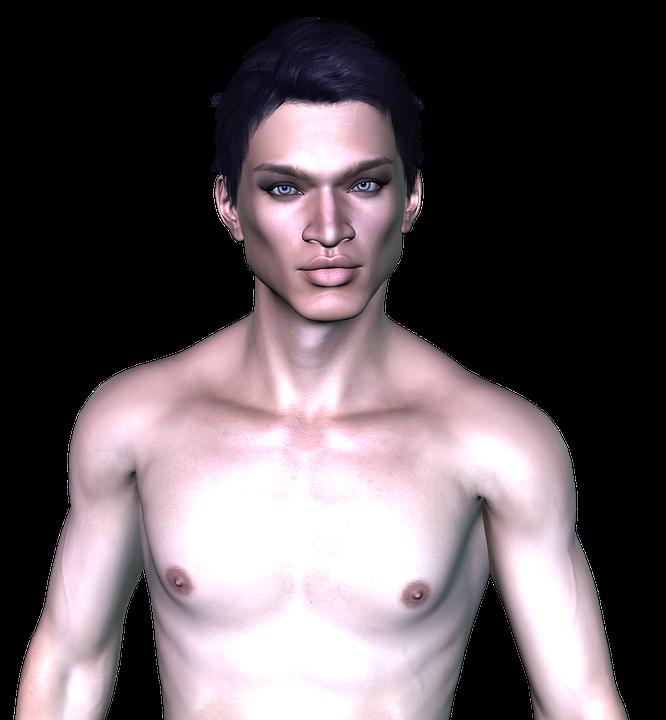 PNG HD Handsome Man - 156857