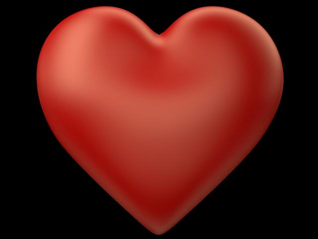 3D Images Love Hearts 9 Cool Wallpaper Hdlovewall pluspng.com - HD Wallpapers - PNG HD Heart