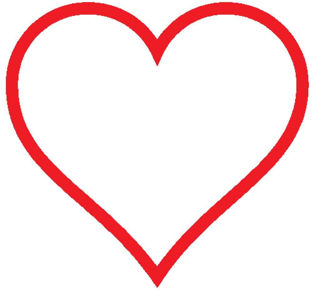 Download PNG image - Heart Png Hd 2310 - PNG HD Heart