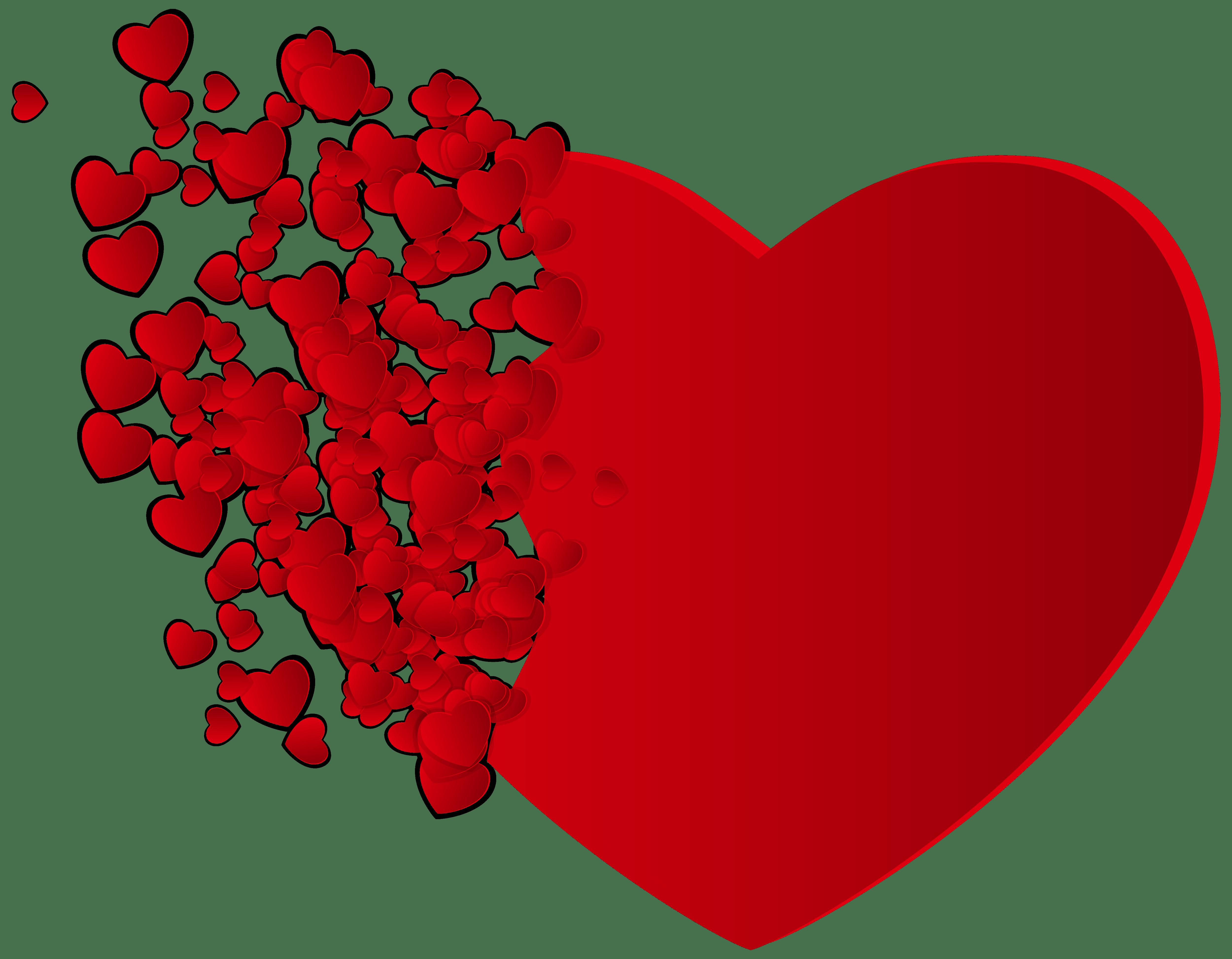 PNG HD Hearts - 124743