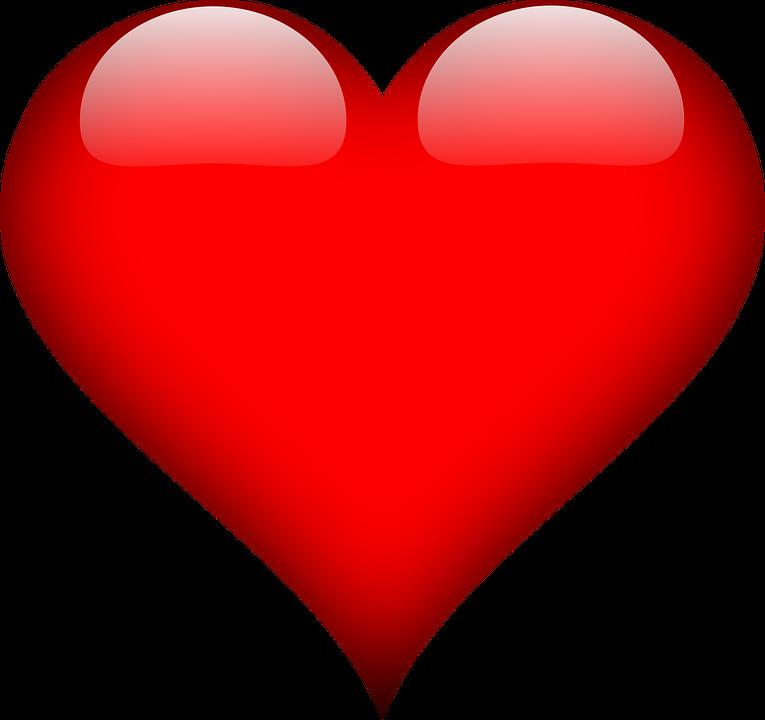 PNG HD Hearts - 124750