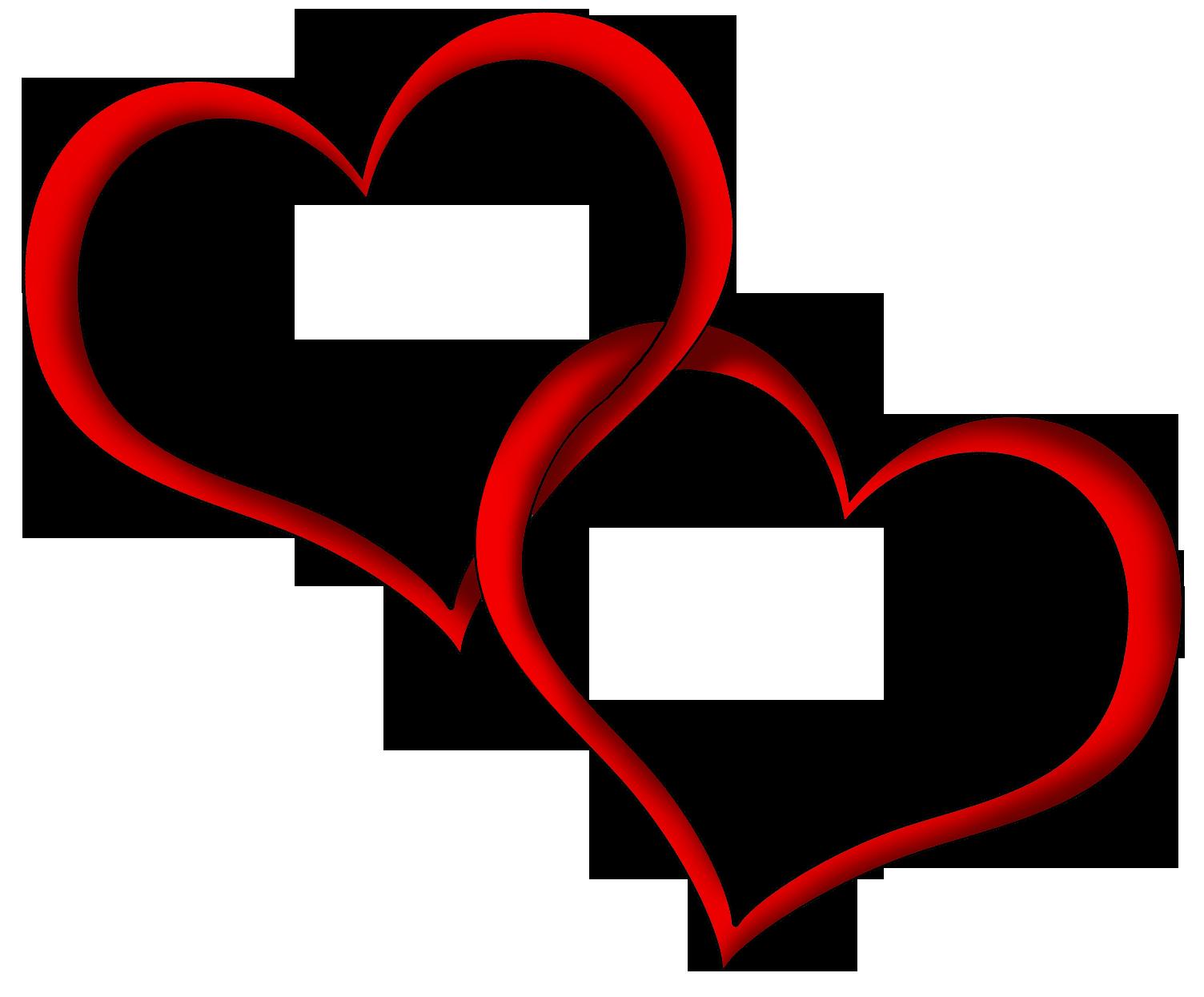 PNG HD Hearts - 124742