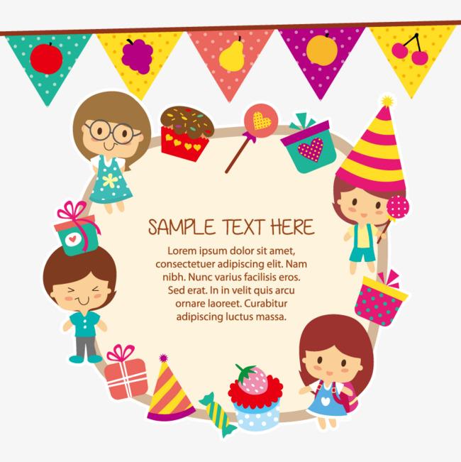 vector children, HD, Vector, Kids Cartoon Free PNG and Vector - PNG HD Images Of Children