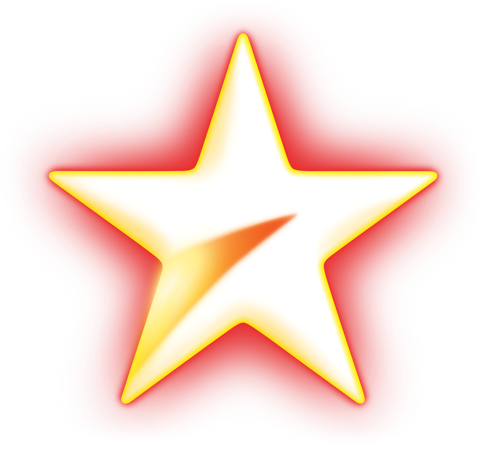 Hot Star Logo.png - PNG HD Images Of Stars