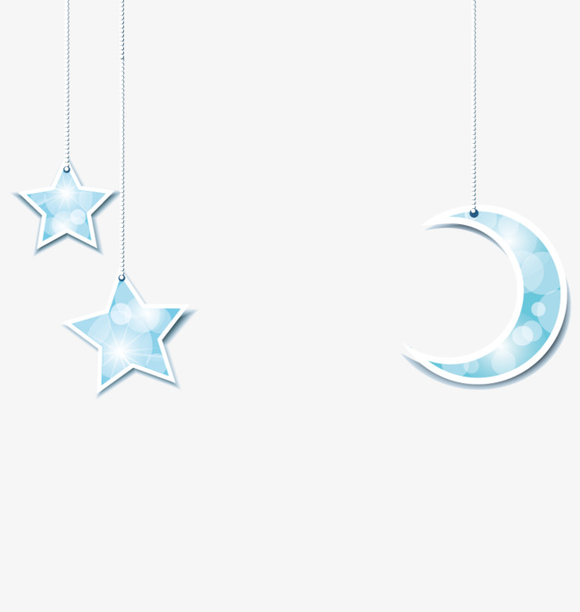 Vector hanging stars, Hd Photo, Vector Material, Png Free Material PNG and  Vector - PNG HD Images Of Stars