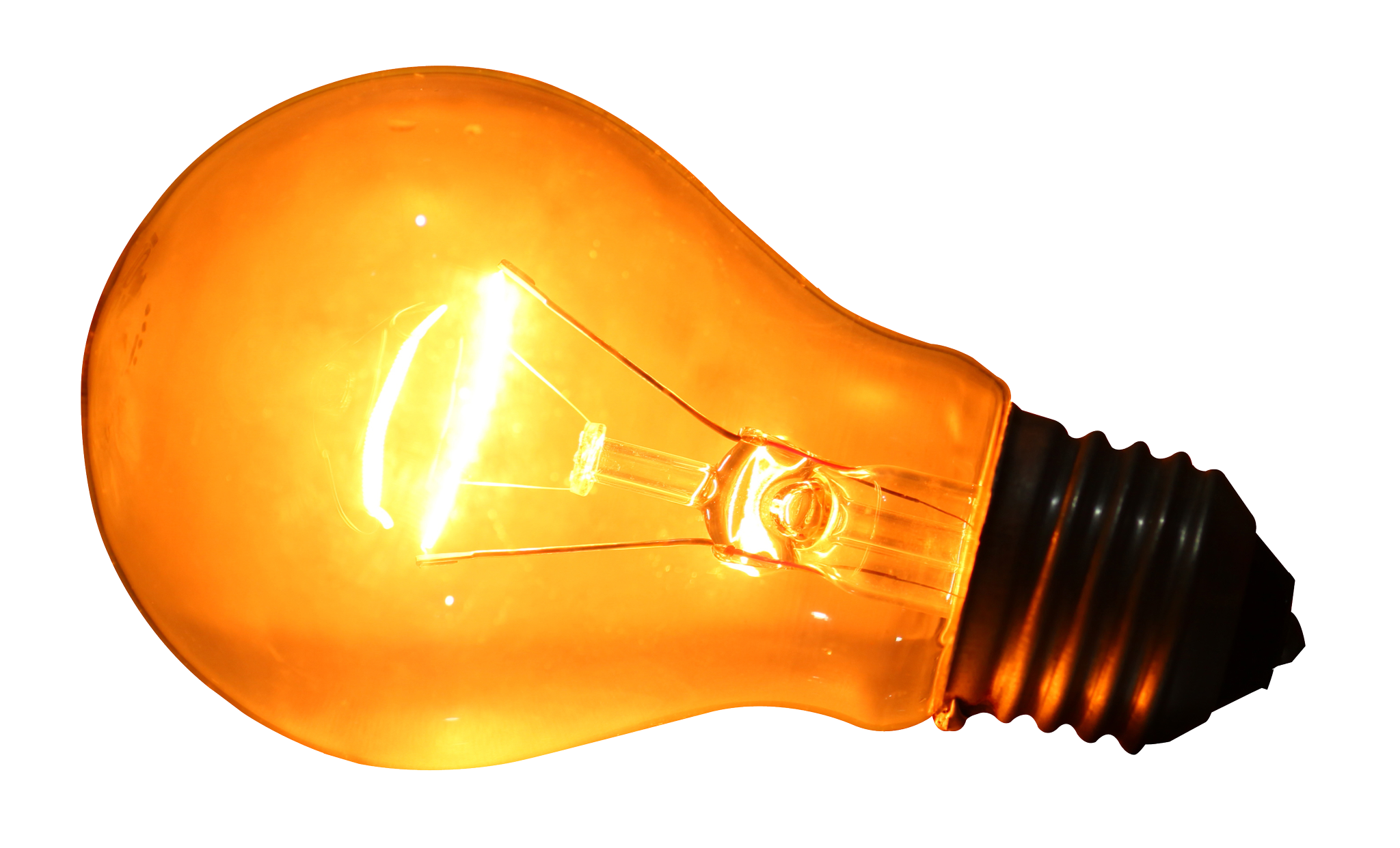 Light Bulb PNG Transparent Image - PNG HD Light Bulb