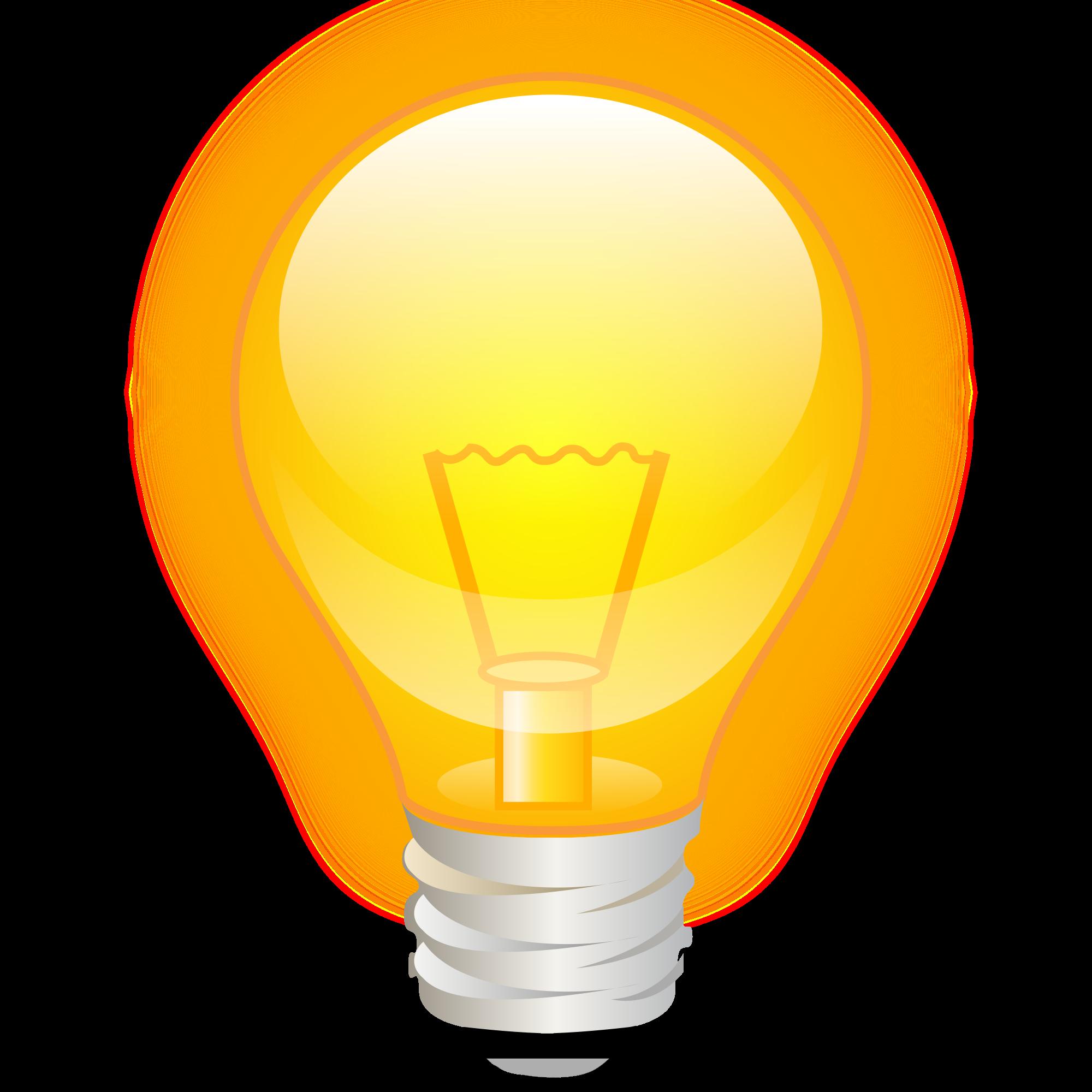 PNG HD Light Bulb - 131087