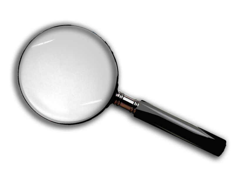 PNG HD Magnifying Glass - 126262