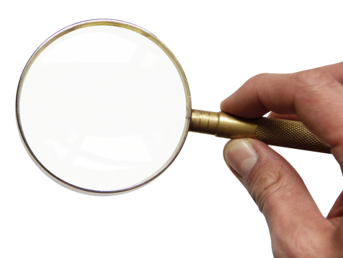 PNG HD Magnifying Glass