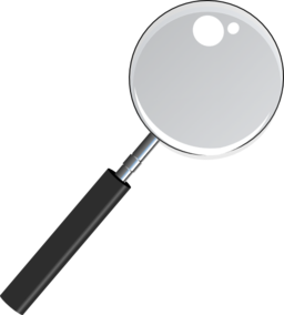 PNG HD Magnifying Glass - 126264