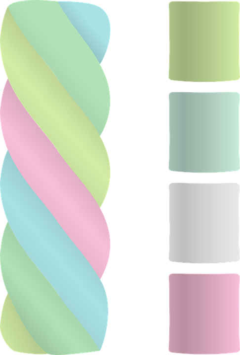 PNG HD Marshmallows-PlusPNG.c