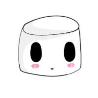 Marshmallow By Michiie-Edicio