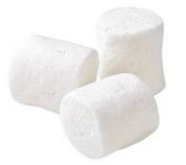 White Mini Marshmallows 1kg