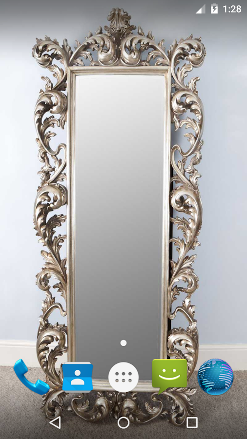 Mirror Live Wallpaper HD Free- screenshot - Mirror HD PNG - PNG HD Mirror