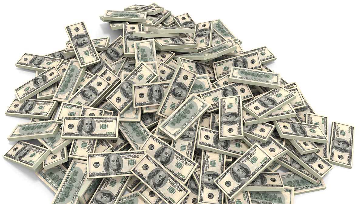 PNG HD Money - 125174