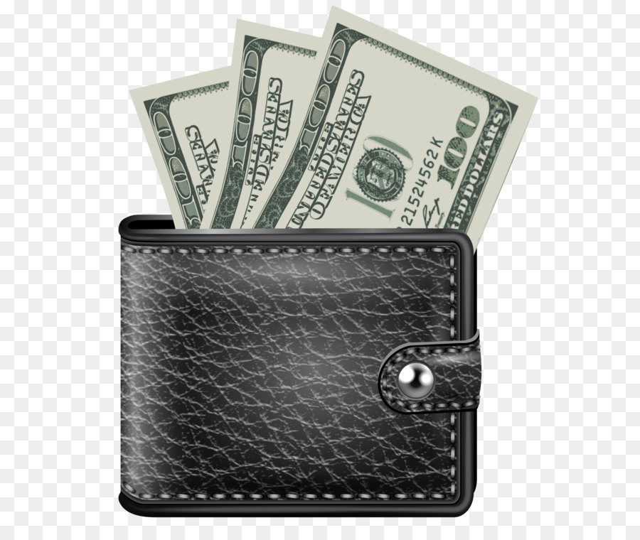 Wallet Clip art - Money Png Hd - PNG HD Money