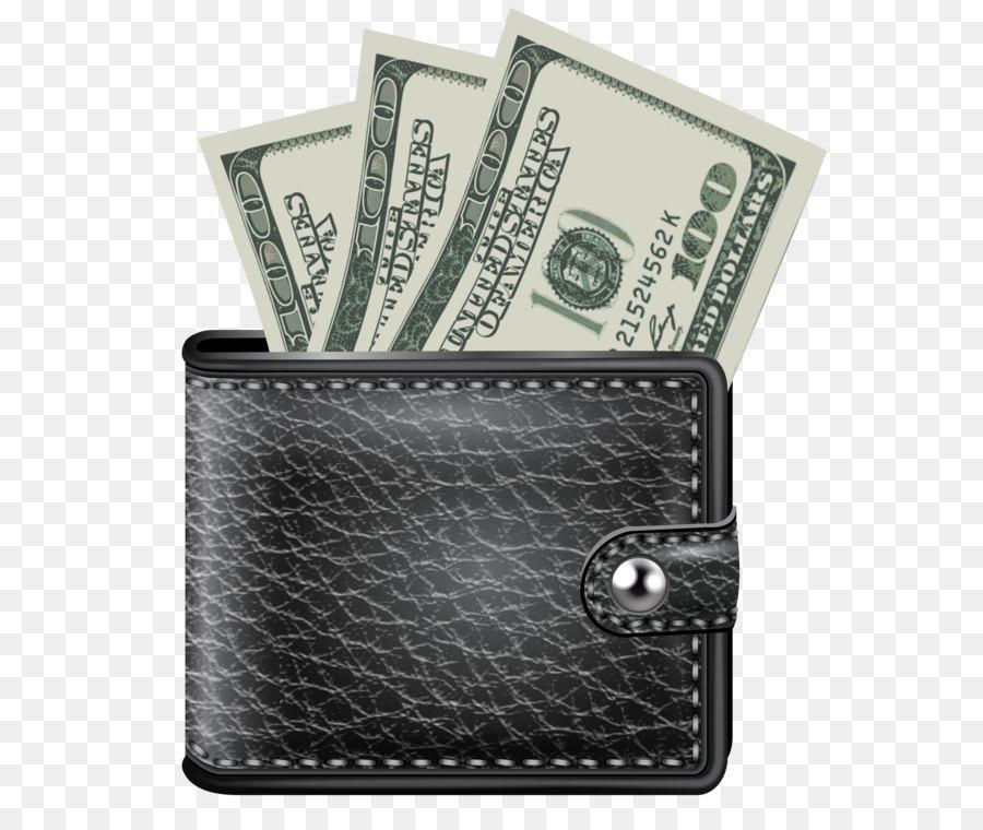 Wallet Clip art - Money Png Hd - PNG HD Money
