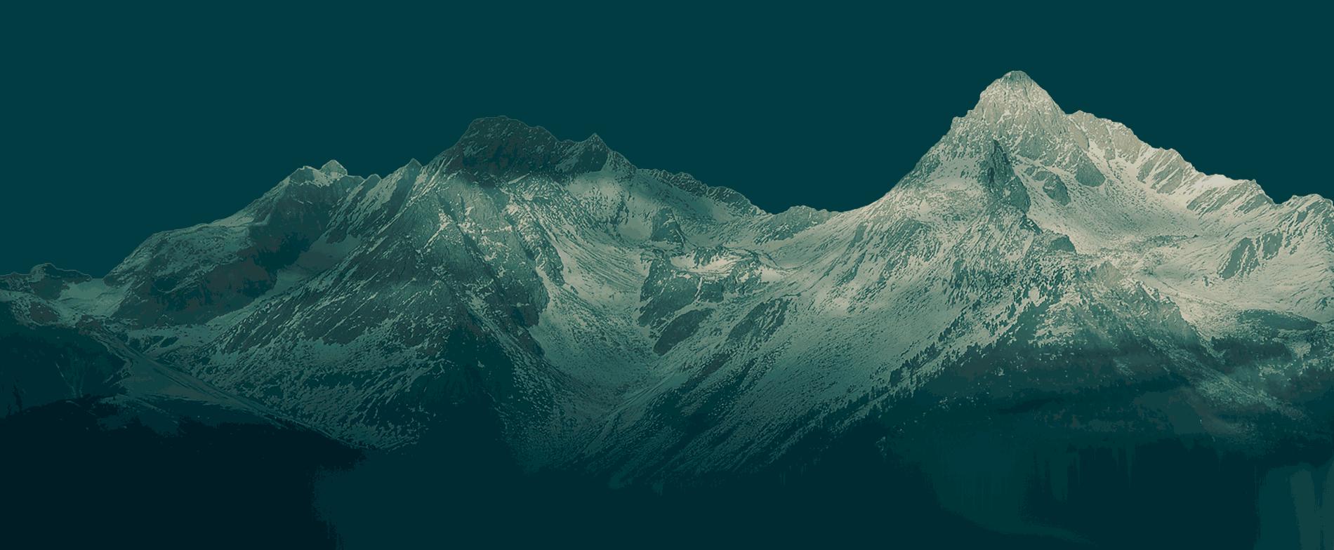 PNG HD Mountain Range