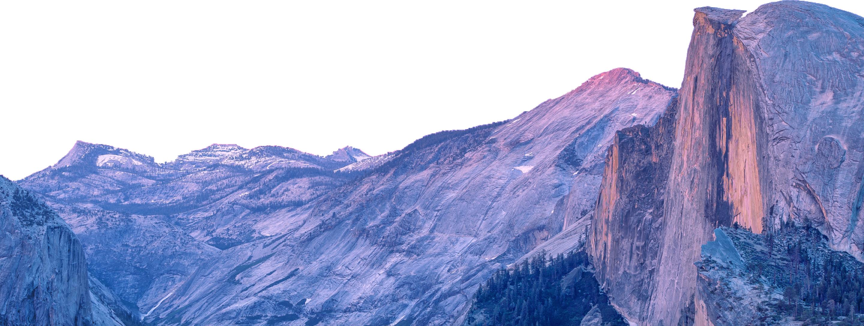 Mountain Tops.png - PNG HD Mountain Range