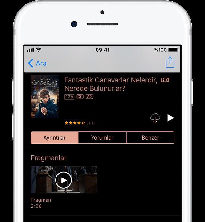 Başka bir aygıtta aynı Wi-Fi bağlantısını veya hücresel bağlantıyı  kullanarak filminizi veya TV şovunuzu oynatıp oynatamadığınızı kontrol edin. - PNG HD Movie