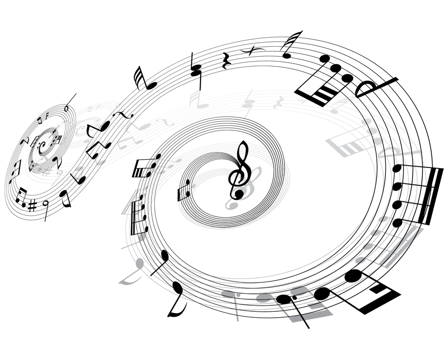 PNG HD Music Notes - 152247