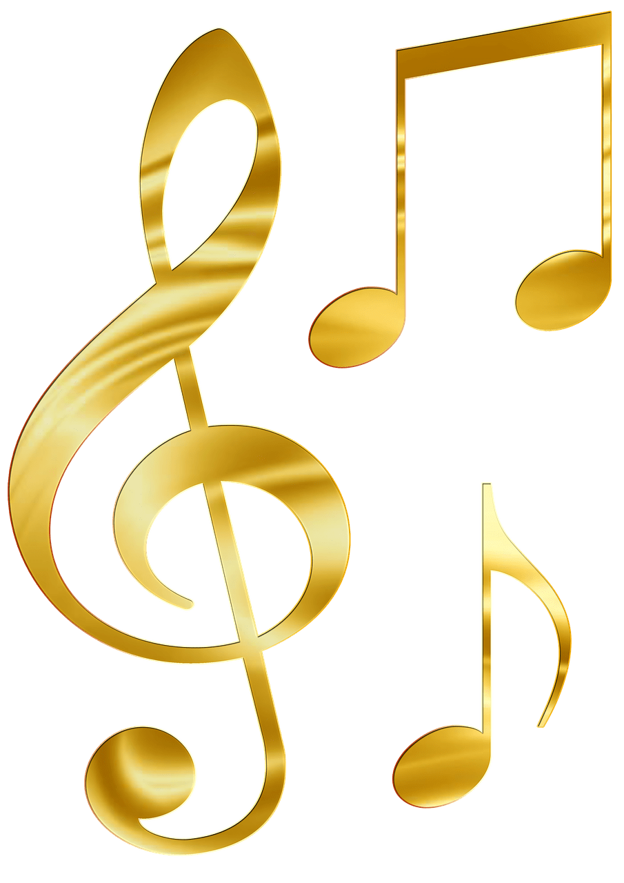 Musical Notes Collection - PNG HD Music Notes