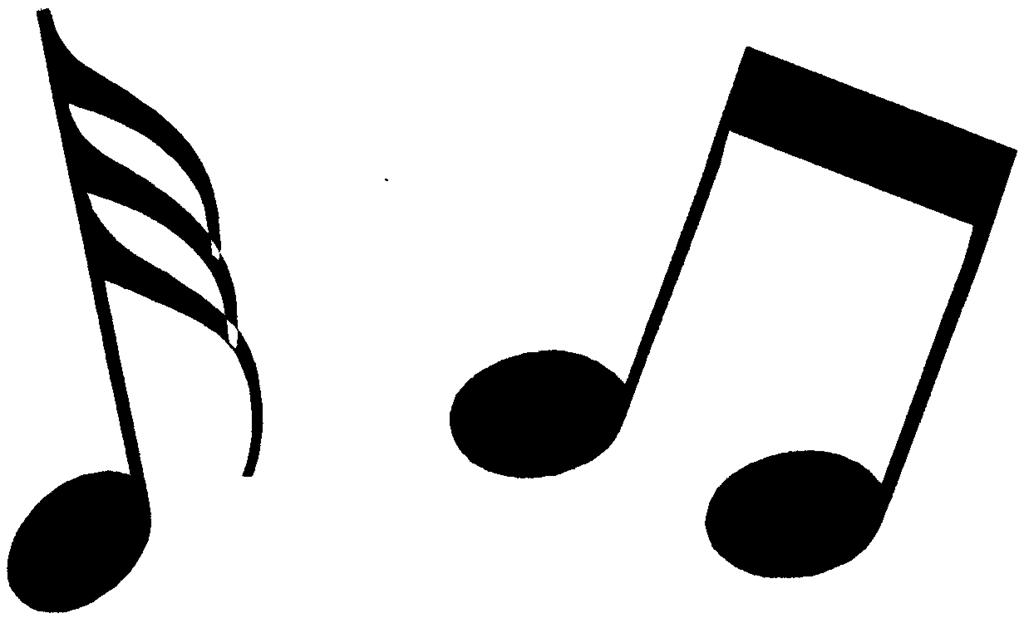 PNG HD Musical Notes Symbols - 131640
