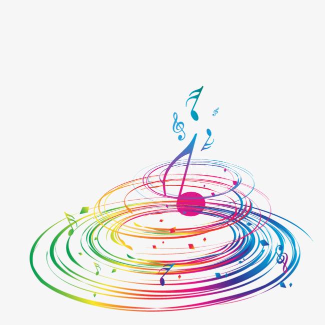 PNG HD Musical Notes Symbols - 131635