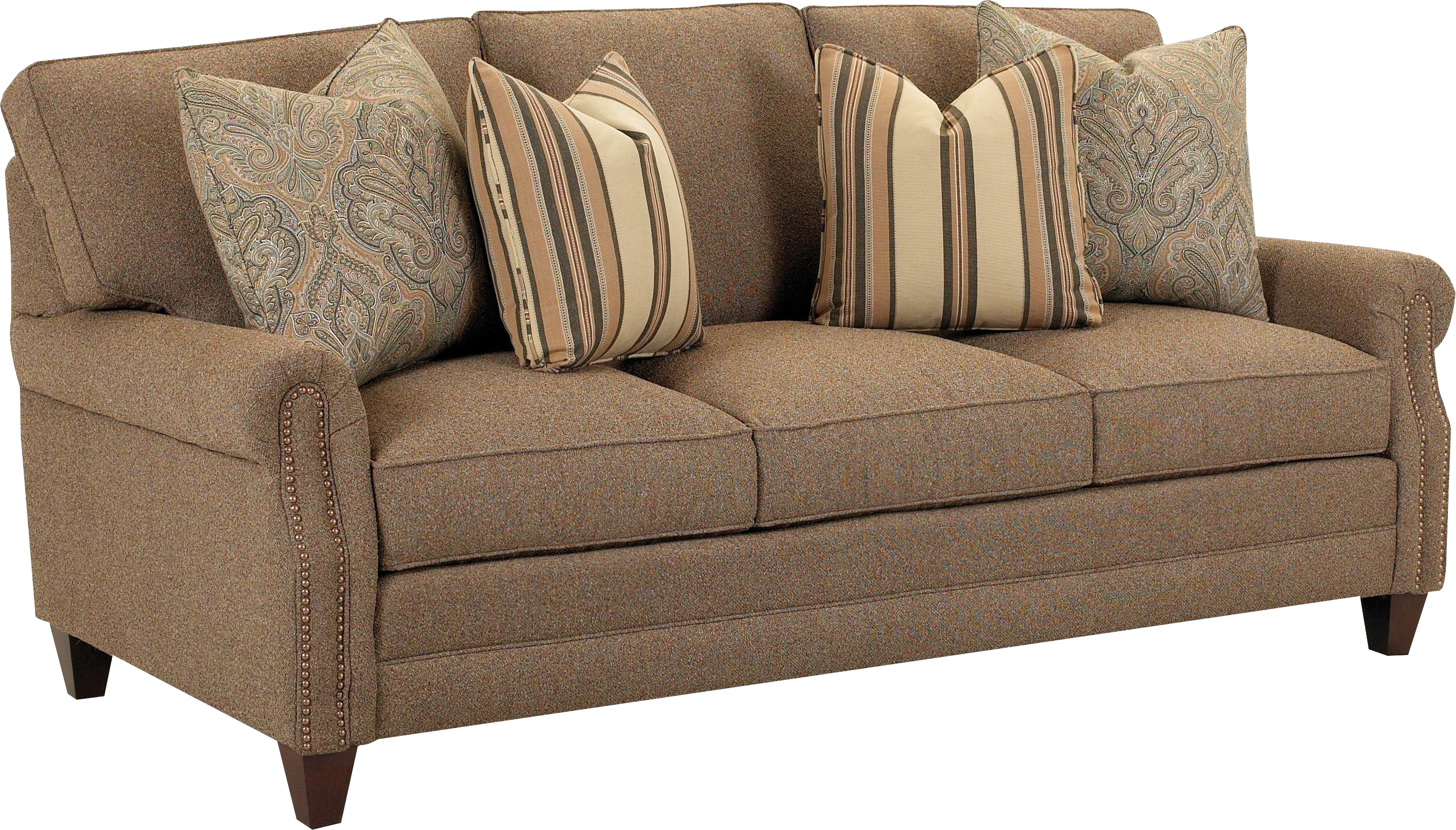 Sofa Hd Furniture Png Transparent - PNG HD Of A Bed