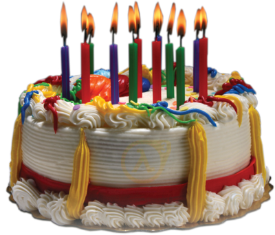 Birthday Cake Png Pic PNG Image - PNG HD Of A Birthday Cake
