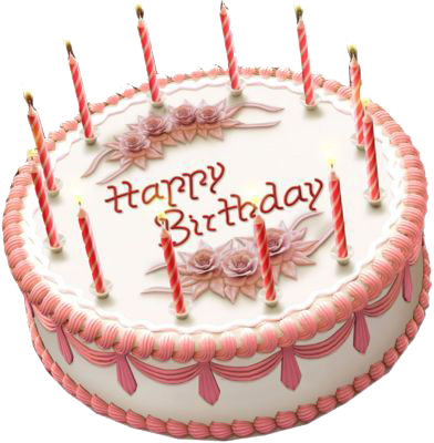 Birthday Cake Png PNG Image - PNG HD Of A Birthday Cake