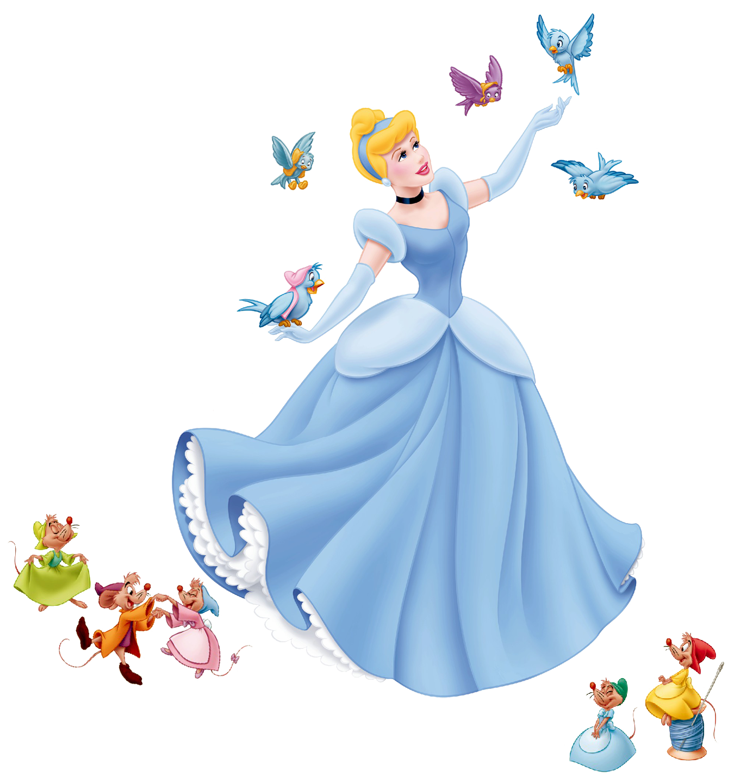 PNG HD Of Cinderella - 130649