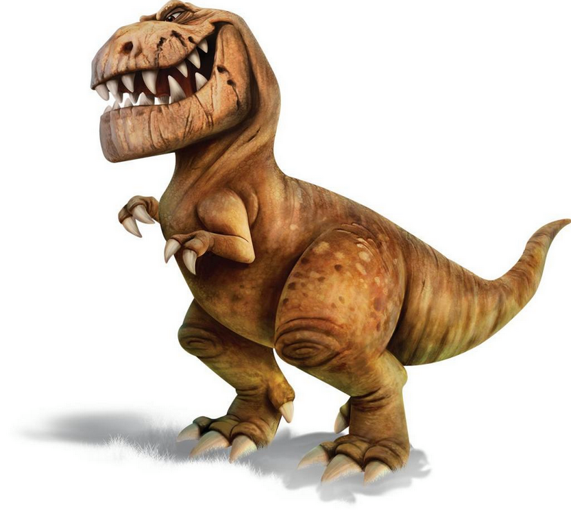Butch the good dinosaurs.png - PNG HD Of Dinosaurs