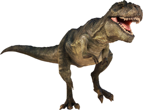 File:T-rex-dinosaur-clip-art-T-Rex- - PNG HD Of Dinosaurs