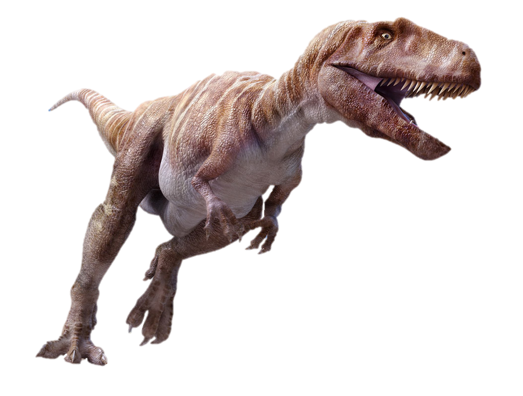 Mighty Megalosaurus.png - PNG HD Of Dinosaurs