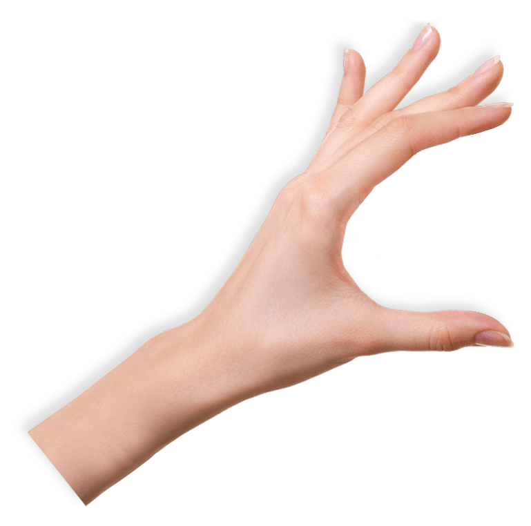 Screen Brighter than a Thousand Suns - PNG HD Of Hands