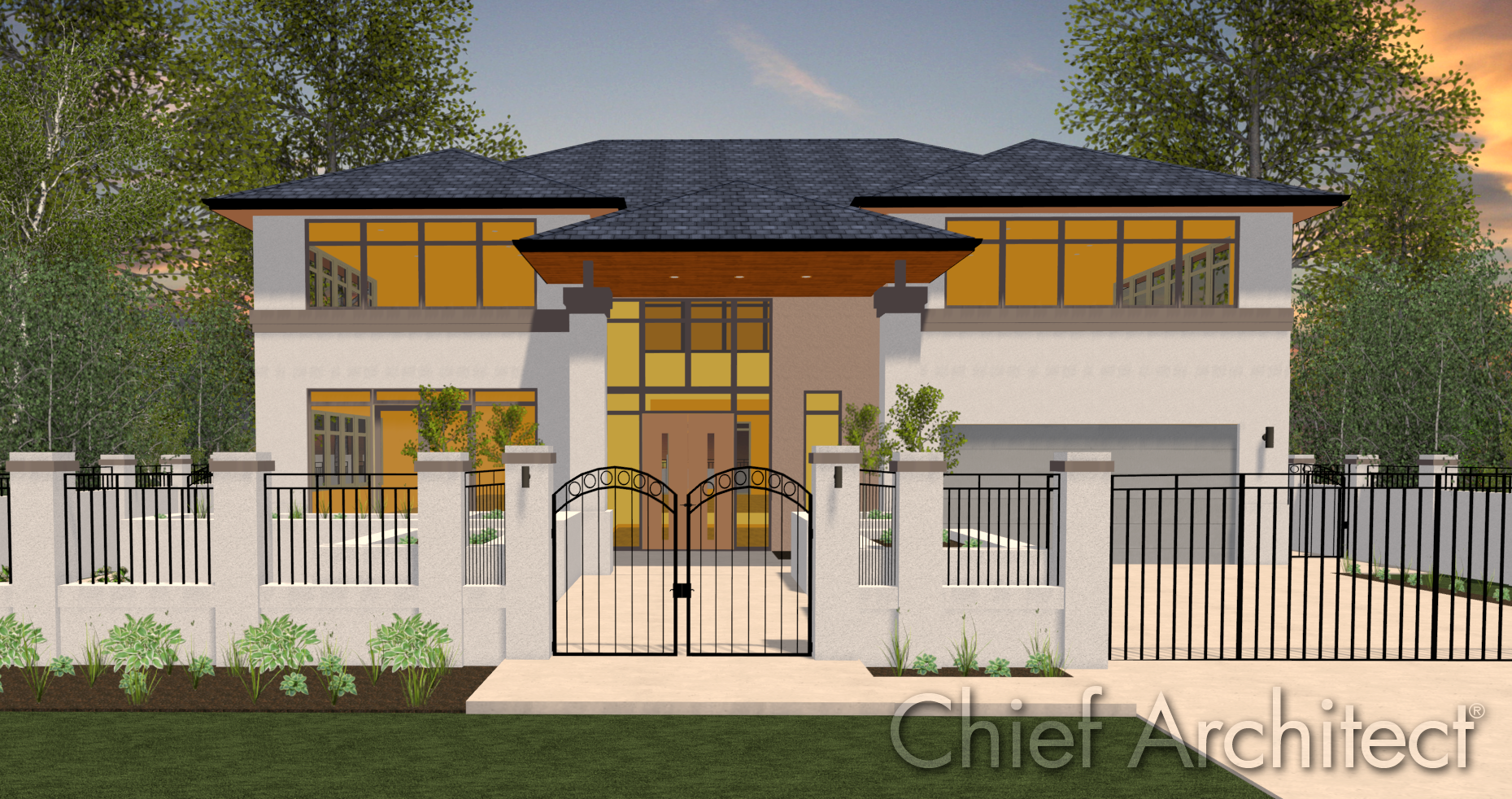 Home Design 3d Front Elevation House Design