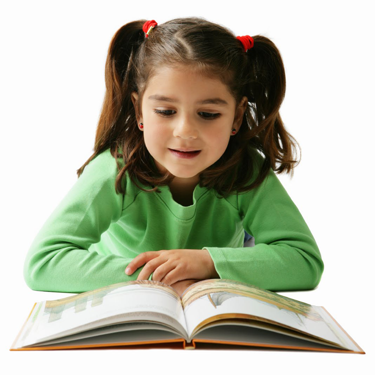 PNG HD Of Kids Reading - 131569