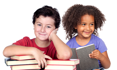 California Book Fairs Help Childern Enjoy Reading - PNG HD Of Kids Reading
